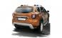 Ornament crom portbagaj/haion deasupra la numar Dacia Duster II din 2018