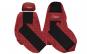 Set huse scaun Scania R G P 2016 rosu-scaune diferite