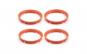 Set 4 inele centrare 73,0   67,1 Citroen