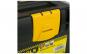 Cutie pentru scule negru cu galben
