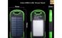 Baterie solara 6000mAh waterproof, LED