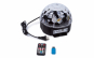 Glob Disco cu MP3 Player, Bluetooth