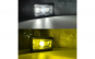 Proiector led cu lupa galbena Spot 30°