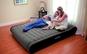 Saltea- pat dublu gonflabila confortabila, suprafata catifelata, la doar 500 RON in loc de 1000 RON! Garantie 12 luni!