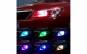 Set 2 x Bec Pozitie Colorat+telecomanda