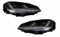 Set 2 faruri, LEDriving Osram Full LED compatibil cu VW Golf 7 (2012-2017), crom pentru Faruri Xenon si Pozitie Halogen