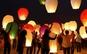 Set 10 Lampioane multicolore zburatoare, la 32 RON in loc de 125 RON