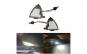 Set 2 x Lampa oglinda LED