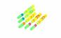 Jucarie cu Led Rocket Copters, mini elicoptere cu lansator de frisbee darts