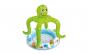 Piscina gonflabila Intex, pentru copii, model caracatita, din vinil 102 x 104 cm, multicolor