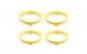 Set 4 inele centrare 67,1   58,1 Alfa