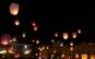 Set 50 lampioane multicolore zburatoare