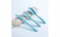 Set 3 tacamuri ecologice, lingura +