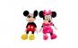 Set 2 Plusuri Mickey si Minnie, dimensiuni 30 cm