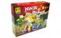 Joc creativ lego Ninja 4 figurine