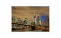 Tablou Canvas cu Orase 677 80 x 120 cm