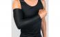 Set 2 Maneci Sport pentru Protectie Brat si Mana, Supraelastice, Pentru Sportivi si Atleti, Negru, Premium *