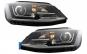 Set 2 faruri LED DRL compatibil cu VW Je