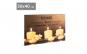 FAMILY POUND - Tablou de Craciun, cu LED - cu agatatoare de perete, 2 x AA, 30 x 40 cm GLZ-58017E