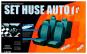 Husa auto compatibile Dacia LODGY 2012-> 7 locuri din 9 piese NEFRACTIONATE. Calitate Premium