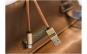 Cablu date si incarcare piele eco