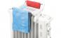 Suport uscator rufe pentru calorifer ECG