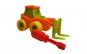 Jucarie demontabila Echipa Istetilor excavator, WA 1013-B