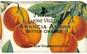 Sapun vegetal cu portocale amare, 100 g