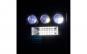 Set 2 proiectoare LED, 78W