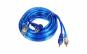 Kit cabluri audio subwoofer auto bms8