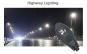 Lampa 300LED stradala de exterior