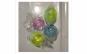 Set 4 Bile Fluorescente - Squishy Ball