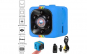 Mini Camera Spion Full HD reflection vision MINI DV, cu functie video si foto, BLUE + Spinner antistres
