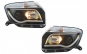 Set 2 faruri LED Light Bar - Dacia