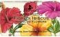 Sapun vegetal cu flori de hibiscus, 100g