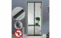 Set 3 x Perdea magnetica anti-insecte, pentru usa