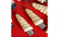 Set 6 forme rulouri conice