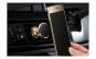 Suport mobil grila ventilatie auriu cu magnet 360 grade C223
