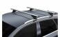 Bara / Set 2 bare portbagaj cu cheie VOLVO V60 II 2018-prezent Combi / Break / Caravan - ALUMINIU - KVO003B120