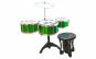 Tobe verzi cu scaunel - instrument muzical pentru copii