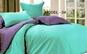 Lenjerii pat dublu 100% bumbac, 6 piese si 2 fete, de diferite nuante, pentru ca ai nevoie de diversitate!