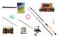 Kit lanseta Crap Epoxy ® 2402 + mulineta G3 - RM3000, accesorii si fir cadou