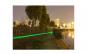 Lanterna profesionala + Laser Verde 3D