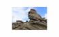 Tablou Canvas Sfinxul din Carpati 95 x 125 cm rama de lemn ascunsa margini printate