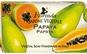 Sapun vegetal cu papaya, 100 g