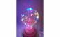 Lampa de veghe, glob, roz