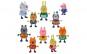 Set figurine Peppa Pig - 8 Personaje