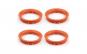 Set 4 inele centrare 70,0   60,1 Dacia