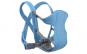 Marsupiu multifunctional pentru bebelusi si copii, pana la 10 kg, bleu