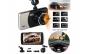 Camera Auto trafic dubla fata-spate DVR 1080p FULL HD, Display 4 inch, unghi de filmare 170°